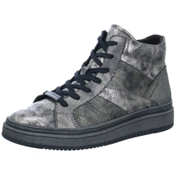 Tamaris Sneaker High silber
