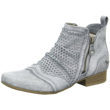 Mustang Ankle Boot grau