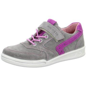 Ricosta Sneaker Lowbiggi grau