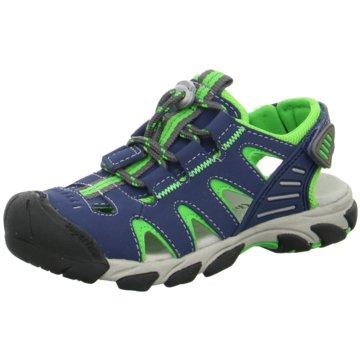 Superfit Trekkingsandale7498-34115-4 blau
