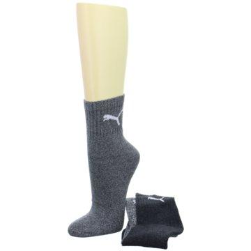 Puma Socken grau