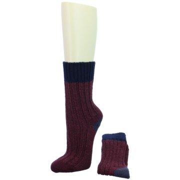 s.Oliver kurze Socken rot