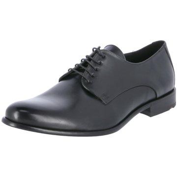Lloyd Eleganter Schnürschuh schwarz