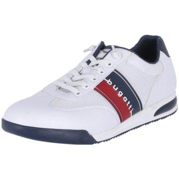 Bugatti Sneaker LowTrevor weiß