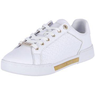 Tommy Hilfiger Sneaker LowMonogram elevated weiß
