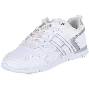 Tommy Hilfiger SneakerMetallic Lightweight weiß
