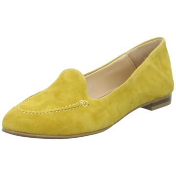 Elena Ricci Klassischer Slipper gelb