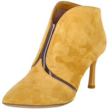 Tamaris Ankle Boot gelb