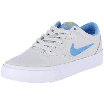 Nike Sneaker LowNike SB Charge Canvas - CQ0260-003 grau