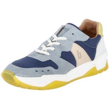 Bisgaard Sneaker Low blau