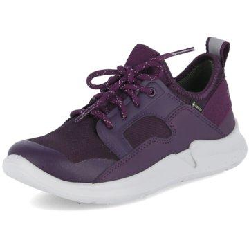 Superfit Sneaker Low lila