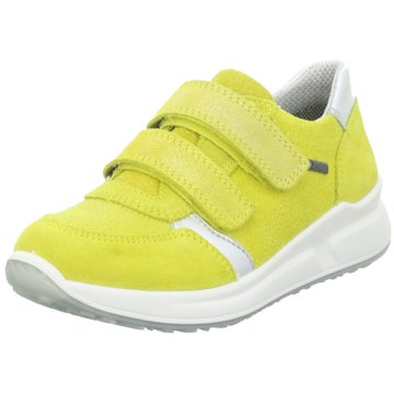 Superfit Klettschuh gelb