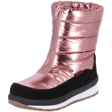 CMP WinterstiefelKIDS RAE SNOW BOOTS WP - 39Q4964 rosa