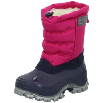 CMP Kleinkinder MädchenKIDS HANKI 2.0 SNOW BOOTS - 30Q4704 rot