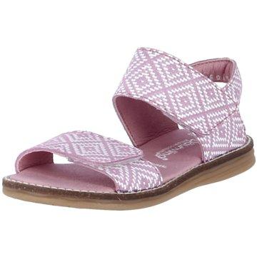 Däumling Offene Schuhe rosa