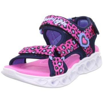 Skechers Kleinkinder MädchenHeart Lights pink