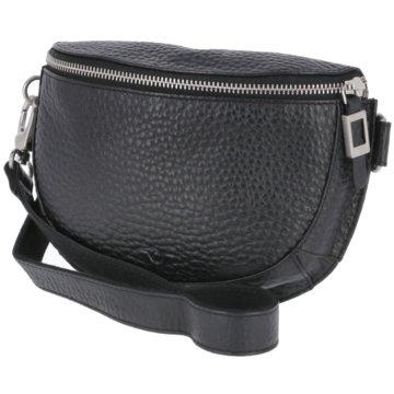 Voi Leather Design Taschen Damen schwarz