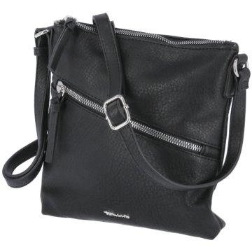 Tamaris Taschen DamenAlessia Handtasche mit RV groß schwarz