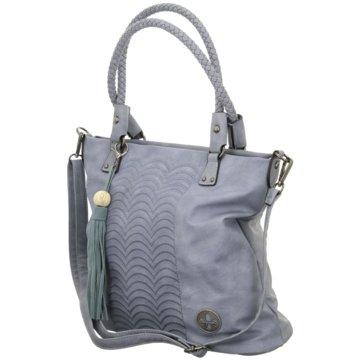 Rieker Taschen Damen blau