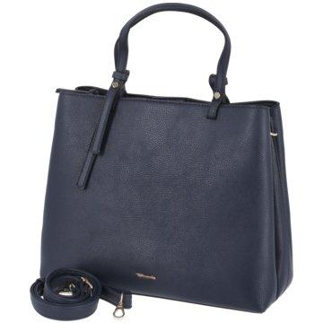 Tamaris Handtasche blau