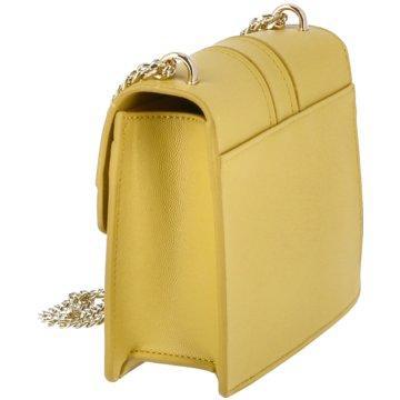 SEIDENFELT HandtascheTasche gelb