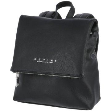 Replay Taschen Damen schwarz