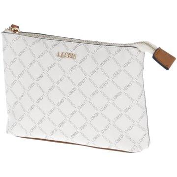 L.Credi Taschen Damen weiß