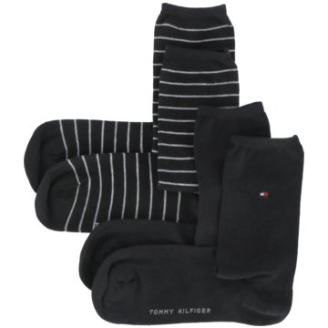 Tommy Hilfiger Socken schwarz