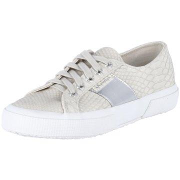 Superga Sneaker grau