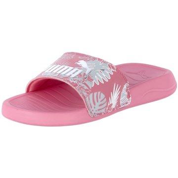 Puma Badelatsche pink