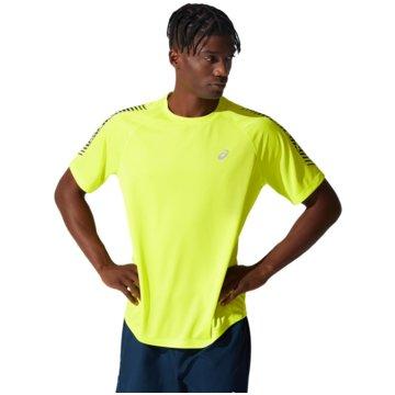 asics T-ShirtsICON SS TOP - 2011B055-750 gelb