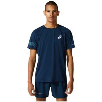 asics T-ShirtsVISIBILITY SS TOP - 2011B884-400 blau