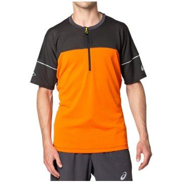 asics T-ShirtsFUJITRAIL TOP - 2011B895-800 orange