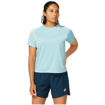 asics T-ShirtsICON SS TOP - 2012B044-405 blau