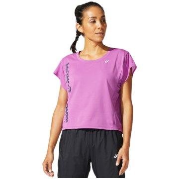 asics T-ShirtsSMSB RUN SS TOP - 2012B900-500 lila