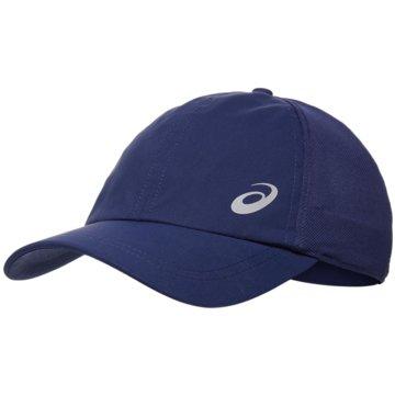 asics CapsESNT CAP - 3033A431-400 blau