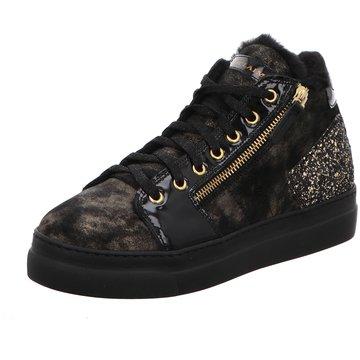 No Claim Sneaker High schwarz