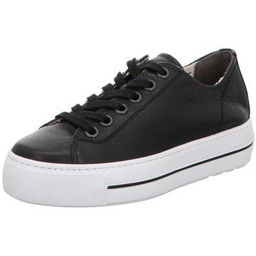 Paul Green Plateau SneakerSneaker schwarz