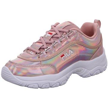 Fila Sneaker Low rosa