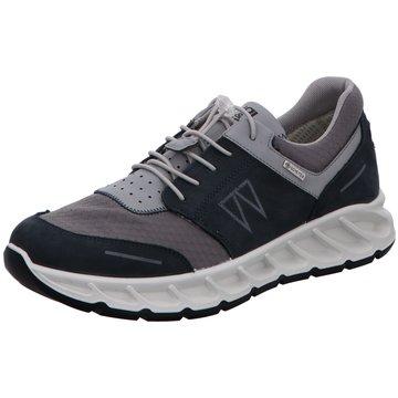 Igi&Co Sneaker Low blau