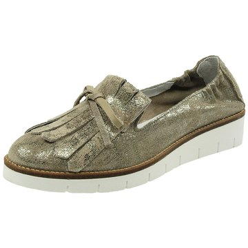 SPM Shoes & Boots Modische Slipper beige