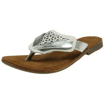 SPM Shoes & Boots Pantolette silber