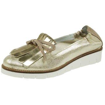 SPM Shoes & Boots Klassischer Slipper gold