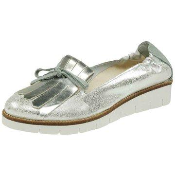 SPM Shoes & Boots Modische Slipper silber