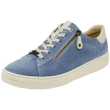 Hartjes Sportlicher Schnürschuh blau