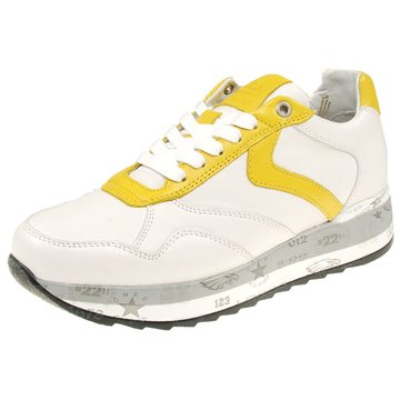 MACA Kitzbühel Plateau Sneaker weiß