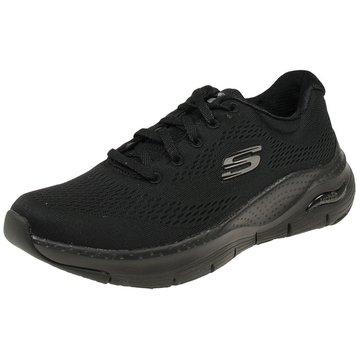 Skechers Sneaker LowFusion Storm WTR schwarz