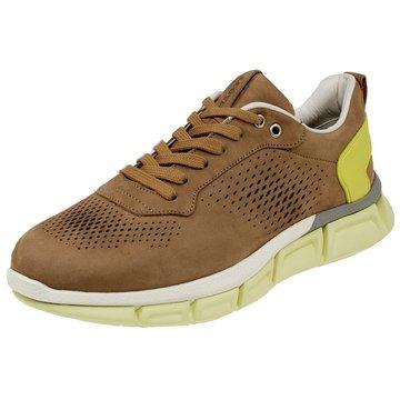 Lloyd Sneaker Low braun