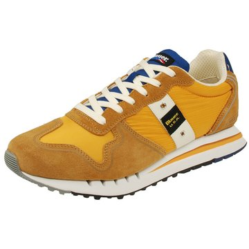 Blauer USA Sneaker Low gelb