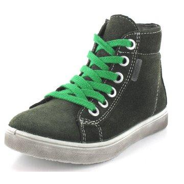 Ricosta Sneaker High grün